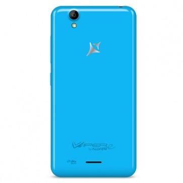 Protective plastic blue cover V2 Viper e
