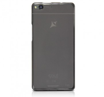 Protective silicone black Cover X1 Soul