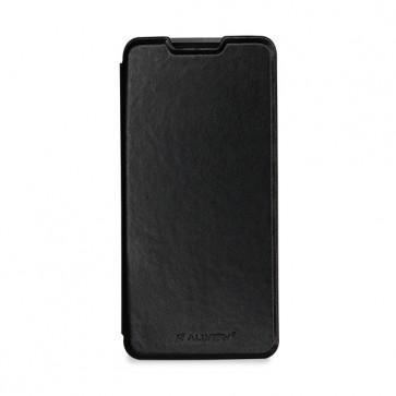 Soul X8 Pro black leather flip cover