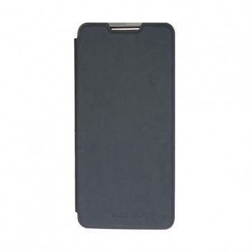 Soul X8 Pro gray leather flip cover