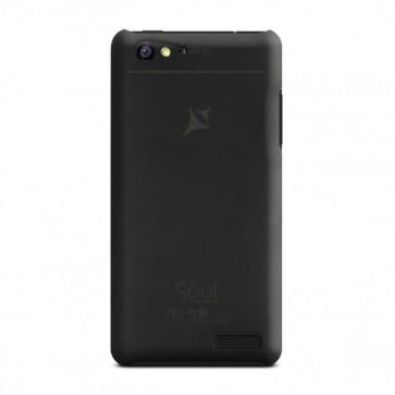 Plastic cover black X1 Soul Mini