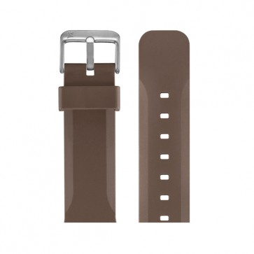 Silicone wristband brown ALLVIEW HYBRID T