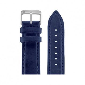 Leather wristband blue ALLVIEW HYBRID S