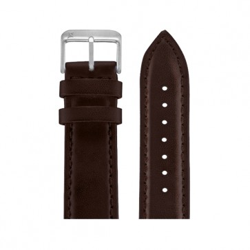 Leather wristband dark brown ALLVIEW HYBRID S
