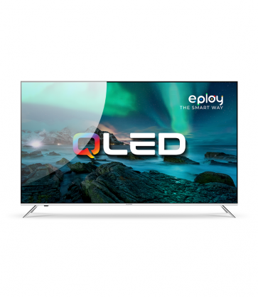 "Android TV 65""/ QLED 65ePlay6100-U"