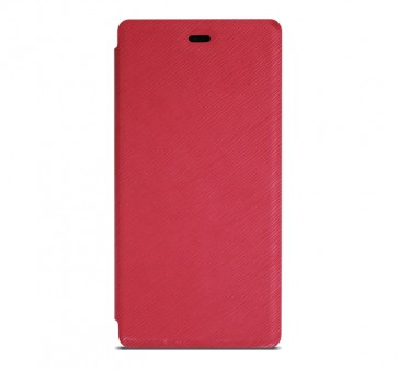 Flip cover pink X1 Soul