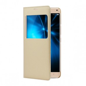 Gold Flip cover P8 Energy Pro