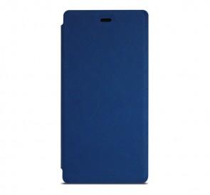 Flip cover blue X1 Soul