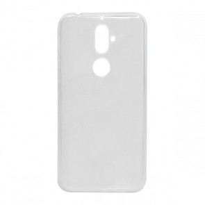 White protective silicone cover X4 Soul