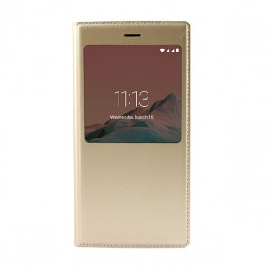 X2 Soul Style/X2 Soul Style+ Gold Flip cover