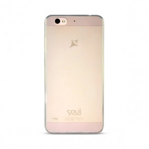 White protective silicone cover X3 Soul