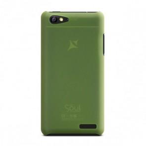 Plastic cover green X1 Soul Mini