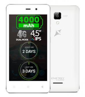 P5 Energy white