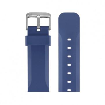 Silikonowy pasek w kolorze niebieskim ALLVIEW HYBRID T