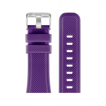 Silikonowy pasek w kolorze fioletowym ALLVIEW HYBRID T