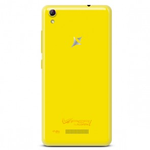 Plastikowa, żółta obudowa V2 Viper i