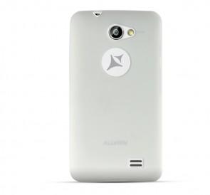 Etui silikonowe A4 You, kolor biały