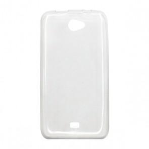 Etui silikonowe biały P41 eMagic