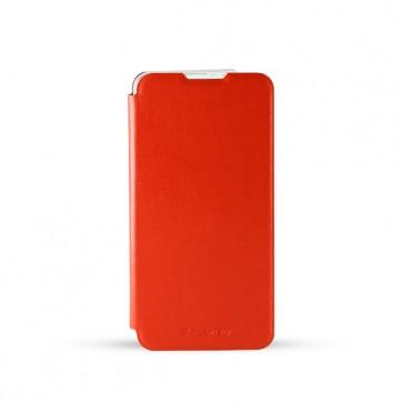 Husa flip red Soul X7 Pro