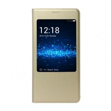 Husa flip gold P9 Energy