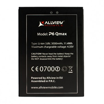 Baterie P6 Qmax