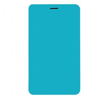 Husa tip carte albastra AX4 Nano