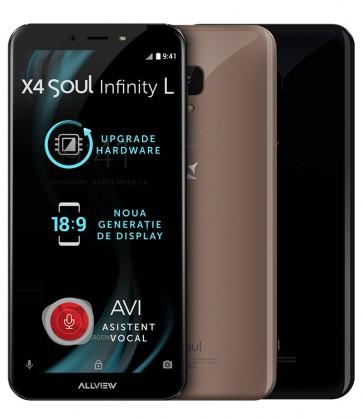 X4 Soul Infinity L Night Sky - Produs resigilat