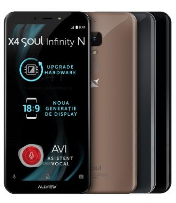 X4 Soul Infinity N Night Sky- Produs resigilat
