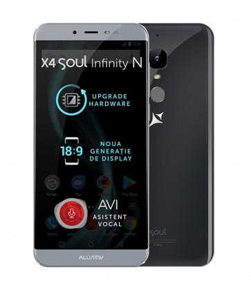X4 Soul Infinity N Steel Gray
