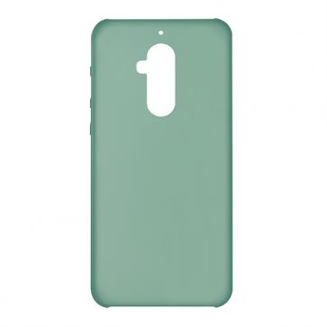 Capac protectie plastic verde semitransparent X4 Soul Infinity