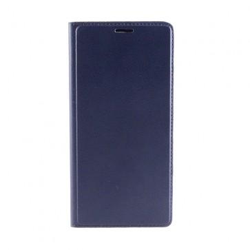 X2 Soul Mini husa flip magnetica albastra
