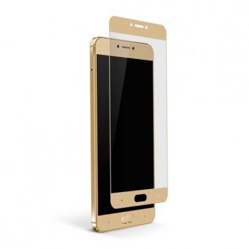 Folie sticla gold protectie touchscreen X3 Soul Plus