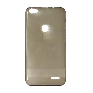 Capac protectie silicon maro semitransparent X4 Soul Mini S