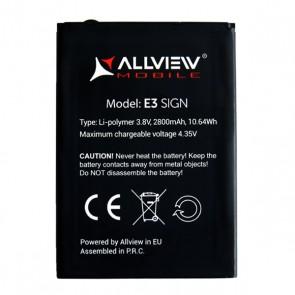 Baterie E3 Sign