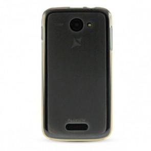 A6 Quad capac protectie silicon negru