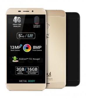 X4 Soul Mini 3GB Gold - Produs resigilat