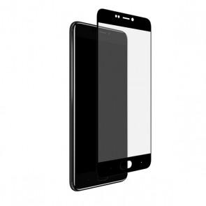Folie sticla neagra protectie touchscreen X4 Soul Style