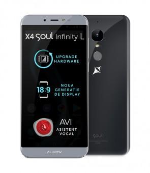 X4 Soul Infinity L Steel Gray - Produs resigilat