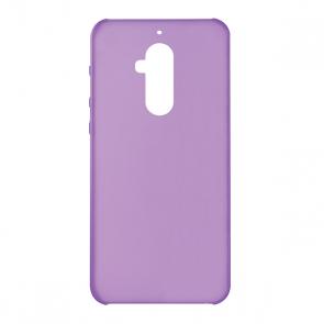 Capac protectie plastic violet semitransparent X4 Soul Infinity