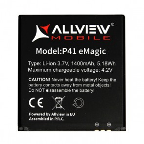 Baterie P41 eMagic