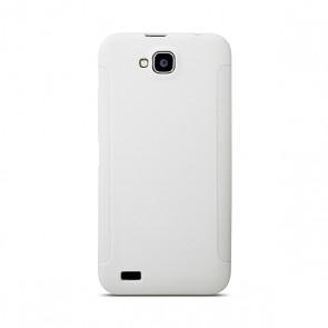 Capac de protectie silicon alb P5 Quad