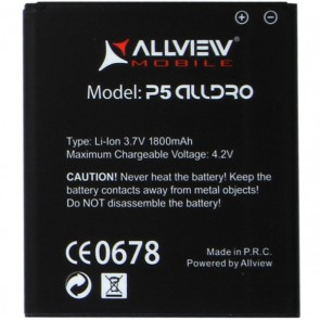 Baterie P5 Alldro