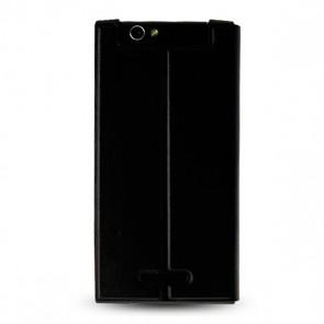 Husa flip neagra P7 Xtreme