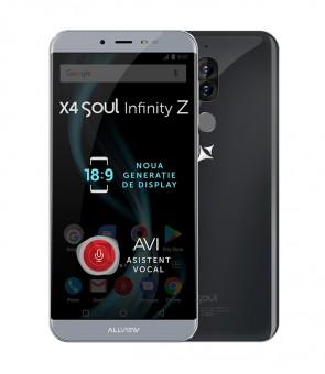 X4 Soul Infinity Z Steel Gray