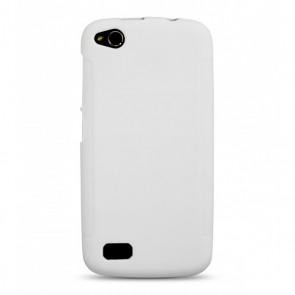 Capac protectie silicon alb V1 Viper