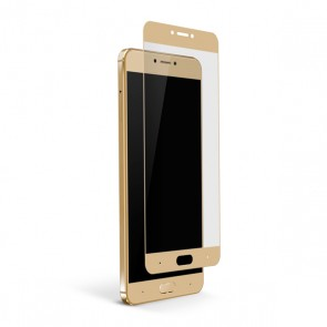 Folie sticla gold protectie touchscreen X3 Soul Plus