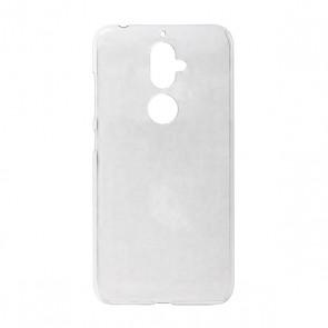 Capac protectie plastic alb transparent X4 Soul