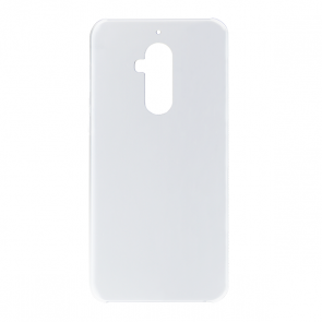 Capac protectie plastic alb semitransparent X4 Soul Infinity