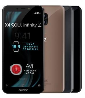 X4 Soul Infinity Z Night Sky - Produs resigilat