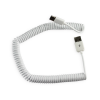 Cablu USB spiralat TIP C 3m